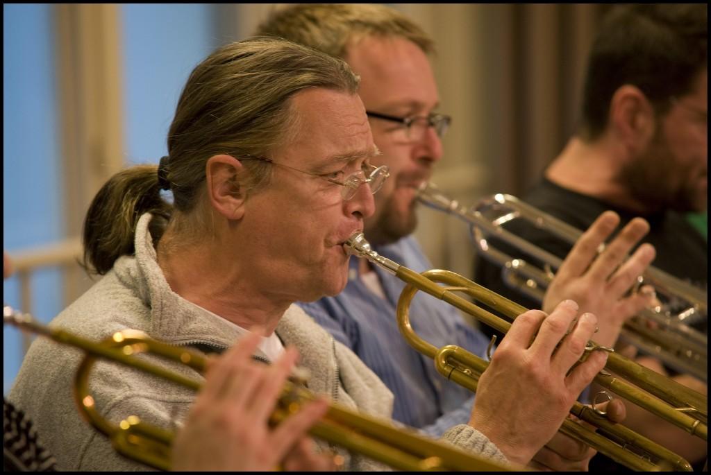 Trompete spielen lernen im Trompetenunterricht am Hohenzollernplatz in Berlin